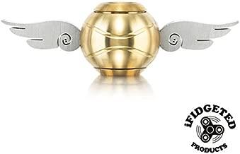 golden snitch design