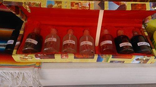 Aceite/Perfume de Ambar Kashmir. 5ml Aromaterapia Egipcia