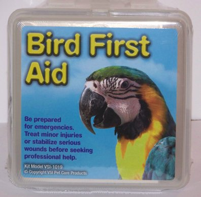 VSI Pet Care First Aid Kit for Birds
