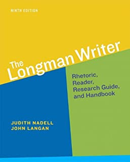 Longman Writer, The Plus MyLab Writing with Pearson eText -- Access Card Package (9th Edition)
