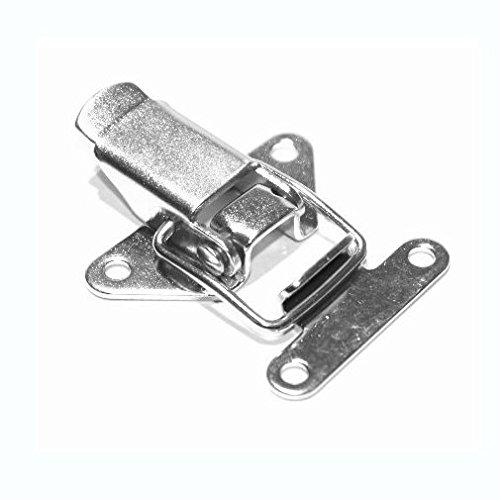 Mini Edelstahl Hebelverschluß V2A Spannverschluss Kistenverschluss