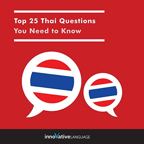 Top 25 Thai Questions You Need to Know cover art