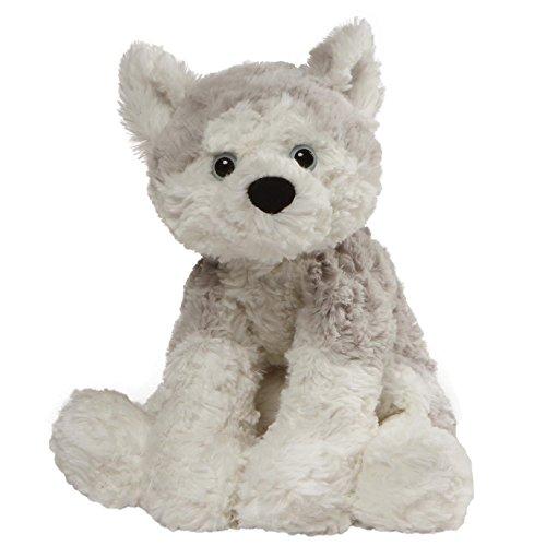"GUND Cozys Collection Husky Dog Plush Stuffed Animal, 8"""