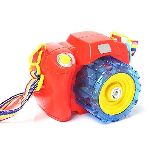 La cámara de burbujas, eléctrico automático haciendo burbujas forma de la cámara...
