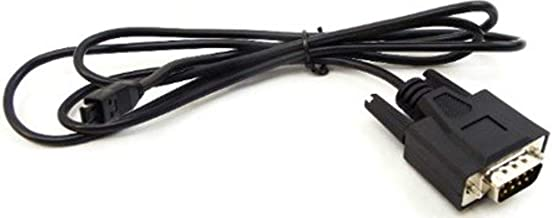 Uniden BWZG1844001 GPS Serial Cable for BCD436HP BCD396XT Homepatrol II, DMA Scanners plus More