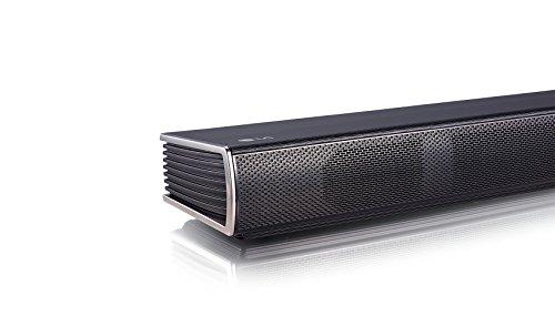 LG SJ4 2.1 Soundbar (300W, kabelloser Subwoofer, Bluetooth) schwarz
