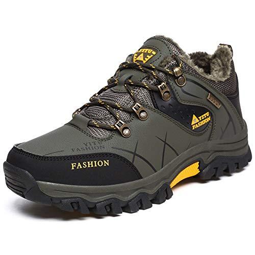 TYUU lage wandelschoenen, crossschoenen, slip, duurzaam, comfortabel, casual, goede hechting, ideaal voor wandelen en wandelen