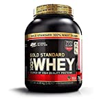 Optimum Nutrition Gold Standard Whey Muscle Building and Recovery Protein Powder with Glutamine and Amino Acids, French Vanilla Crème, 73 Servings, 2.27 kg, Packaging May Vary