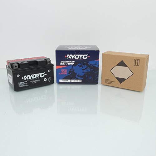 Kyoto - Batteria per moto Honda 954 Cbr Rr Fireblade 2002-2003 YTZ10S-BS / 12 V 8,6 Ah