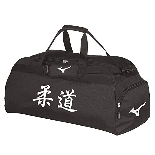 Mizuno Tasche Kanji Japanische Holdall Large (Judo Kanji Weiß)