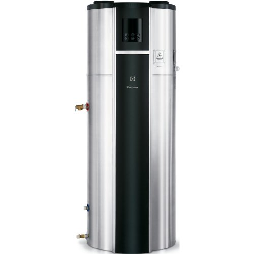 Electrolux EE66WP35PS Energy Star Electric Hybrid Heat-Pump Dual Vent Water Heater, Stainless Steel