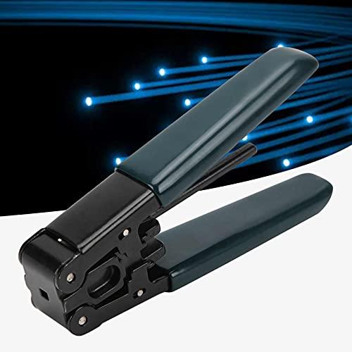 Pelacables de fibra óptica, cuchilla afilada Pelacables de corte rápido La longitud...