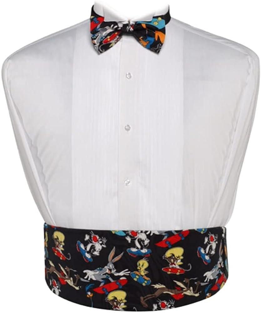 Looney Tunes Tuxedo Cummerbund and Bow Tie Set