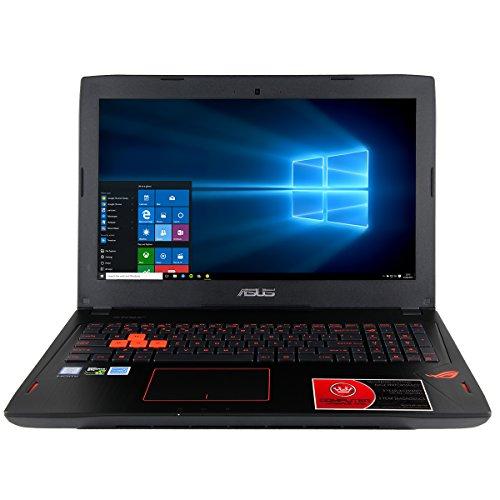 "CUK ASUS ROG GL502 ROG Virtual Reality Laptop (Intel Quad Core i7-6700HQ, 24GB RAM, 1TB SSD + 1TB HDD, NVIDIA Geforce GTX 1060 6GB, 15.6"" Full HD, Windows 10) - Best Gaming Notebook Laptop Computer"