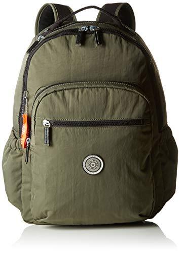 Kipling SEOUL GO Children's Backpack, 44 cm, 27 liters, Green (Cool Moss)