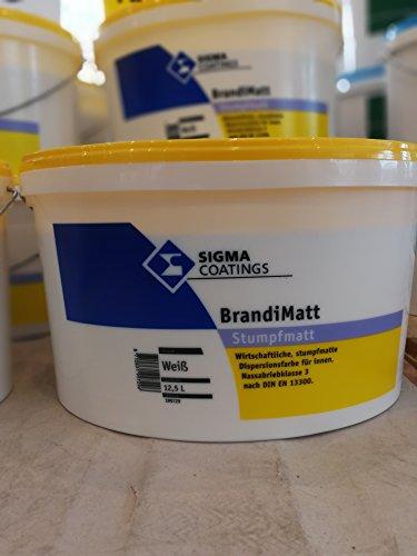 Sigma Brandimatt 12,5L (Weiß)