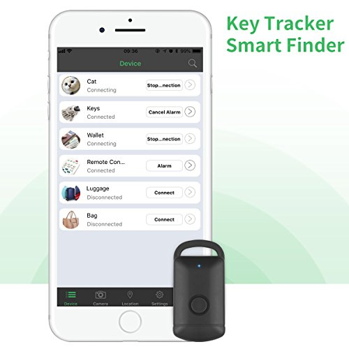 %9 OFF! Key Finder, CC-Show Wireless GPS Phone Locator, Smart Wallet Tracker, Anything Anti Lost Ala...