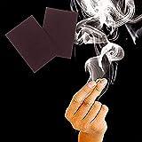 20Pcs Magic Prop Tool Ultimate Magic Kit Cool Close-Up Magic Trick Finger's Smoke Hell's Smoke Stage Stuffs Fantasy Props
