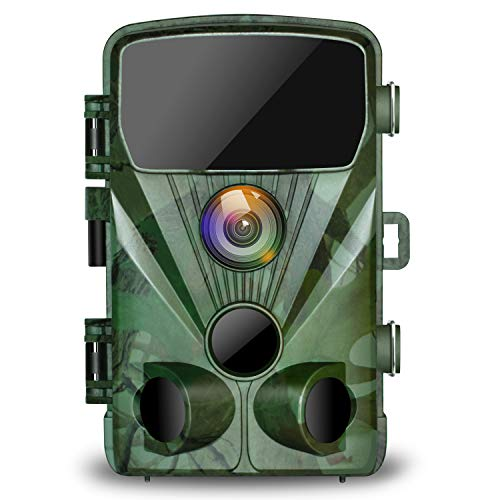 TOGUARD Trail Game Camera 1080P 20MP...