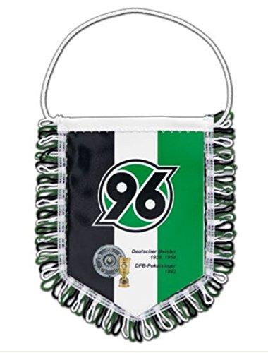 Autobanner Hannover 96 kompatibel, Fahne, Flagge, Banner, H96