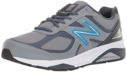 New Balance Men's Made in US 1540 V3 Running Shoe, Marblehead/Black, 11 Wide