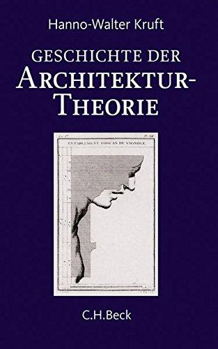 Geschichte der Architekturtheorie: Von der Antike bis zur Gegenwart