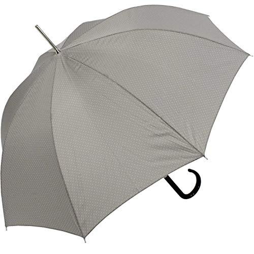 Doppler Carbonsteel Chic umbrella Long Automatic Grey