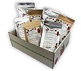 TALI Geschenkbox Fruchtvielfalt - 7 Sorten gefriergetrocknete Früchte