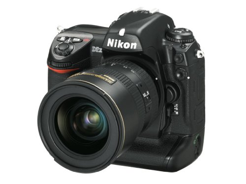 Nikon D2X Body - Cámara Digital Compacta 12.84 MP - Negro (EF-S 18-200mm IS)