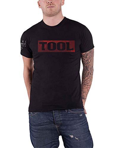 Tool T Shirt 10,000 Days Band Logo Nue offiziell Herren