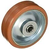 イノアック 中荷重用キャスター ログラン(ウレタン)車輪のみ Φ100 P100W