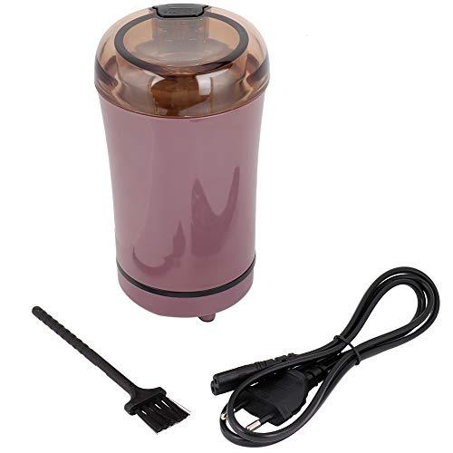 Slijpmachine, 150W multifunctionele elektrische koffiemolen, huishoudelijke elektrische koffieboongranen slijpmachine, EU-stekker 220V, high-rate werking, laag geluidsniveau