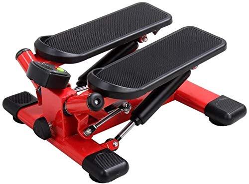 YANGYUAN Máquina elíptica Cross Trainer Stepper Indoor Fitness Escaleras Escaleras Escaleras Ajustable Mini Fitness Stepper Ejercicio de Cardio Entrenador de ejercicios de giro Mini Stepper