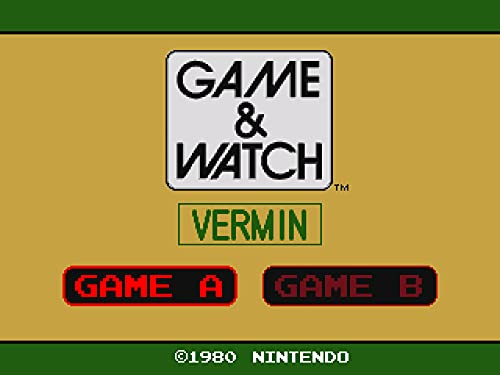 41Di3X2BnXS. SL500  - Nintendo Game & Watch: The Legend of Zelda - Not Machine Specific