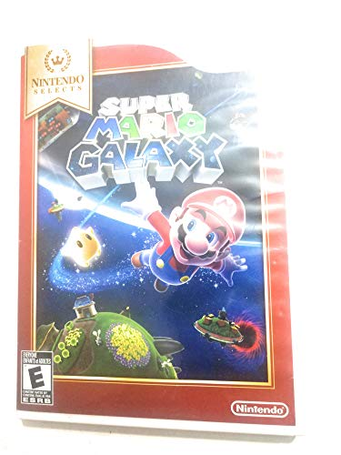 Super Mario Galaxynintendo Selects - Wii - Standard Edition