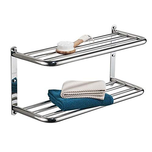 Cuarto de la toalla de la toalla Toallero de la toalla de la toalla de la toalla (tamaño: 70 cm) Leyue (Size : 40cm)