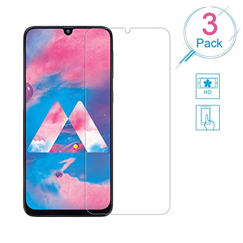 BestCatgift Galaxy A20e [3-Pack] Tempered Glass Screen Protector Film per Samsung A20e with [9H Hardness][Ultra Clear][Anti Scratch][Bubble Free]