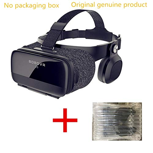 Lowest Price! New Global Version BOBOVR Z5 Virtual Reality Headset VR Box 3D Glasses Cardboard for D...