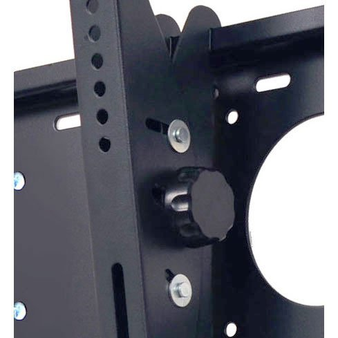 """VideoSecu Adjustable Tilting Ceiling mount for most 37""""-60"""" LCD LED Plasma TV Flat Panel Display, some up to 75"""" LED TV Fits Flat or Vaulted Ceiling extending 26-55"""" MPC53BE 1UO"""