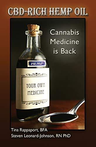 CBD-Rich Hemp Oil: Cannabis Medicine is...
