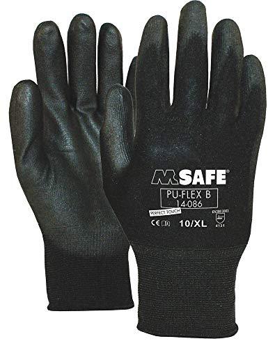 M-Safe 14-086 PU-Flex Handschoen - PU - 9/L