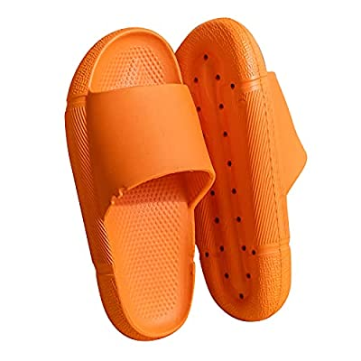 Amazon - Save 80%: ultra-soft slippers, super soft home slippers, pillow slides