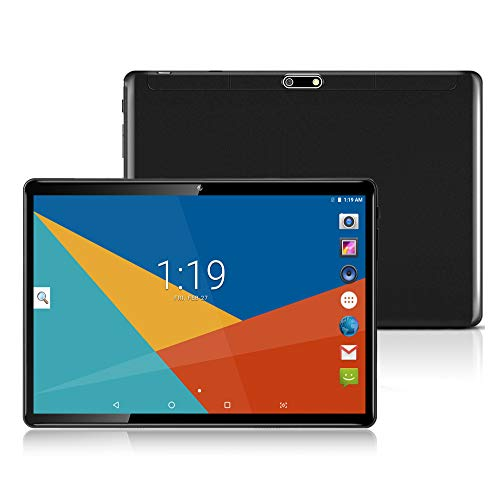 MaiTai 10 Inch Tablet Pc Android 7.0 1280800 IPS Tablets PC Octa Core RAM 4GB ROM 64GB 8.0MP 3G MTK6592 Dual sim card Phone Call GPS Bluetooth 7 9 Black