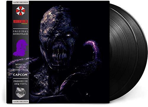 Resident Evil 3: Nemesis-2LP BO Vinyl