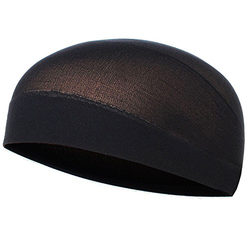 CoverYourHair Black Wig Cap - Soft And Comfy Wig Cap In Black,One Size - http://coolthings.us