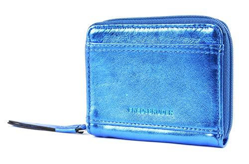 FREDsBRUDER Damen Portemonnaie Coin Pocket blau One Size