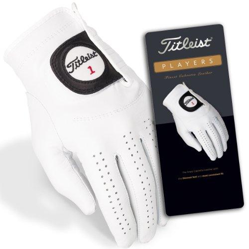 Titleist golfspeler van de handschoen Cabretta leer – linker hand