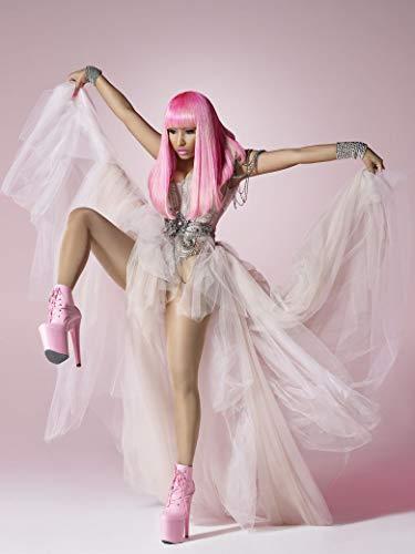 Firefly Arts Nicki Minaj 60cm x 80cm 24Zoll x 32Zoll Poster auf Seide - Kunstdrucke