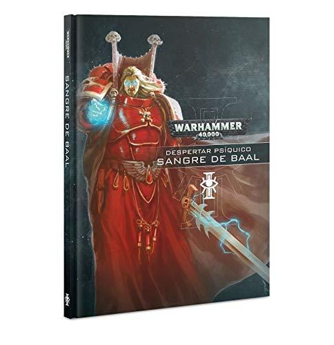 Sangre de Baal - Despertar Psíquico - Warhammer 40000 Games Workshop 40k Citadel - Libro en Castellano