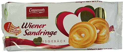 Coppenrath Wiener Sandringe, 200 g